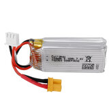 Everyine E160 RC Helicopter Spare Parts 7.4V 700mAh 25C Lipo البطارية