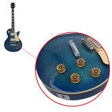1pcs Guitar Tuning Pegs Gold Head volledig gesloten toon voor gitaaraccessoires