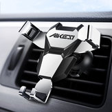 Gravity Linkage Car Air Vent Phone Holder 360° Rotation Bracket Stand Universal for iPhone XS Samsung S10