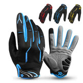 CoolChange Luvas de Ciclismo Corrida Inverno Dedo Completo Touchscreen Luvas Antiderrapantes