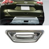 ABS Chrome Plated Car Rear Door Bowl Handle Cover For 14-15 Nissan X-Trail Rogue