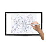 Huion A2 luce a led Pad Tracing Copy Board Ultra Sottile Light Pads Animazione professionale Tracing Light Boxes Pannelli di disegno
