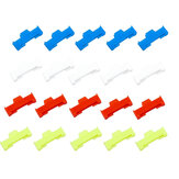 20PCS RJX Servo Extension Safety Clip Cable Buckle For RC Models