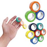 Pulsera magnética Descompresión de anillo magnético Juguetes para niños adultos