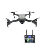 K20 5G WIFI 1KM FPV com 4K HD Câmera GPS Fluxo Ótico Posicionamento Duplo 25mins Tempo de Voo Drone RC sem Escovas Quadricóptero RTF