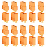 10Pairs / 20pcs XT60 Plug Male Female Bullet-stik til RC Drone Multirotor FPV Racing Batteri