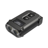 NITECORE TINI 2 P8 500LM Dual Light Mini LED Portachiavi Torcia OLED Display Mini torcia EDC portatile ricaricabile USB