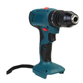 3 In 1 Cordless Rechargeable Electric Screwdriver Impact Drill 10mm for 18V Makita Battery