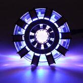 MK2 Дисплей Коробка DIY Модель дугового реактора для мужчин Сердце Набор LED Сундук USB реквизит для кино Свет Дистанционное Управление Версия