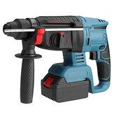 21V Cordless Brushless Rotary Hammer Broca Kit de medidor elétrico de demolição para 18-21V Makita Bateria