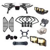 8 حزمة حزمة كومبو المروحة الحرس الهبوط هود ل DJI Spark