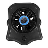 Wireless Cooling Fan for Mobile Phone Gaming Radiator Cooler LED Light USB Charging for PUBG Mobile Games