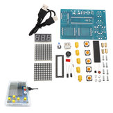51  Chip Game Console Electronic Production DIY Kit Play Game Design Board Module