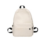 35L School Style Backpack Large Capacity Simple Fashion Outdoors Travel Laptop Bag for 15.6 inch below Notebook