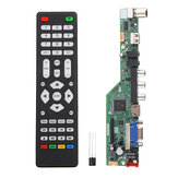 Geekcreit® T.SK106A.03 Placa de driver do controlador de TV universal LCD PC / VGA / HD / Interface USB