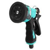 8 Wzór ogrodowy pistolet na wodę Wielofunkcyjne gospodarstwo domowe Myjnia samochodowa Dysza natryskowa zraszająca wodę Narzędzia