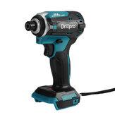 Drillpro 3 Light Беспроводной электрический Отвертка 3 скорости портативный электрический Болт Драйвер для Makita 18V Батарея