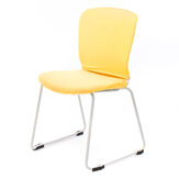 2Pcs Elastic Office Chair Cover Computer Rotating Chair Protector Stretch Armchair Seat Slipcover Home Office Furniture Decoration