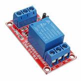 Modulo relè fotoaccoppiatore trigger a livello di canale 24V 1 Geekcreit per Arduino - prodotti compatibili con schede Arduino ufficiali