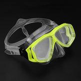 Einstellbare Brille Silikon Schwimmbrille