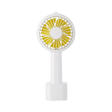 Well Star WT-M6 Portable Mini USB Fan Handheld Chargeable Desktop Air Cooling Fan For Home Office Student Dormitory Outdoors Travelling