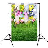 3x5FT Eater Grasses زهرة Photoraphy خلفية خلفية استوديو الدعامة