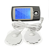 Electric Massager Muscle Massager Stimulation Therapy Tens 16 Modes LCD Display Massager Machine