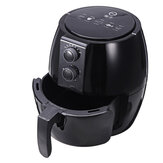 1350W 220V 4.5L Electric Air Fryer Deep Oven Oilless Cooker Nonstick Time Control