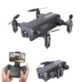 HDRC H2 WIFI FPV 4K HD Kamera Rakım Tutma Başsız Modu 3D VR Modu Katlanabilir RC Drone Quadcopter RTF