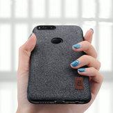 BakeeyKumaşSpliceSoftSilikonKenar Darbeye Dayanıklı Koruyucu Kılıf Xiaomi Mi 5X / Xiaomi Mi A1