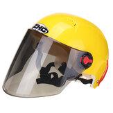 دراجة نارية نصف وجه خوذة ركوب الدراجات في الهواء الطلق الرياضة خوذات واقية من الأشعة فوق البنفسجية