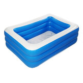 2.6/3.05m Three-layer Inflatable Pool Summer Swimming Garden Outdoor Inflatable Swimming Pool For Children