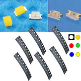 10 pcs 0603 Colorful SMD SMT LED Light Lamp Beads For Strip Lights 3.0-3.2V