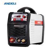 ANDELI TIG-250GC spawarka TIG 220V 2 w 1 spawarka Tig przenośny jednofazowy falownik DC TIG / czyste spawanie