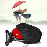 IPRee® Outdoor Grill Waterproof Cover Bag BBQ Dust Guard Protector Rainproof Portable Cover