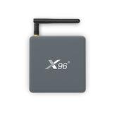 X96 X6 RK3566 Rockchip Android 11.0 HD 8K 8GB RAM 64GB ROM Smart TV Box 2T2R 2.4G 5G Wifi Bluetooth TV Boxes με υπέρυθρο τηλεχειριστήριο