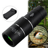 ARCHEER 16x52 Monocular Dual Focus Optics Zoom Telescope Day & Night Vision For Birds/ Hunting/ Camping/ Tourism