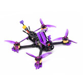 Eachine LAL 5style 220mm 4S Freestyle 5 Inch FPV Racing Drone PNP/BNF F4 Bluetooth FC Caddx Ratel 2307 2450KV Motor 50A Blheli_32 ESC