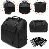 Dikke Padded 120 BASS piano accordeon Gig Bag Accordion Cases Accordeon rugzak