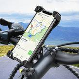 RXFLYMotocicletaBicicletaGuiadorTitulardo Telefone de 360 Graus de Rotação Para 4 polegada-7 polegada Telefone Inteligente Samsung Galaxy S10 Plus iPhone XS Max