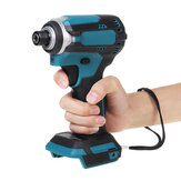 3 Light Cordless Electric Screwdriver 3 Speeds Portable Electric Screw Driver For Makita 18V Battery