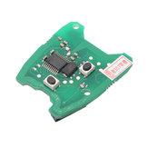プジョー307 /シトロエン73373067Cのための3pcs 433MHzリモートキーPCBのサーキットボード