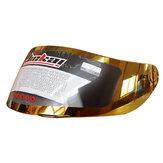 JIEKAI GXT 902 Modeli Motosiklet Kask Cam Kalkan Altın Renk K3SV K5 Kask Için Mevcut