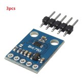 3pcs BH1750FVI Digital Light Intensity Sensor Module AVR  3V-5V Geekcreit for Arduino - products that work with official Arduino boards