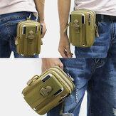 男性の戦術的なバッグミニ電話バッグスポーツバッグベルトバッグファニーバッグWasitバッグ