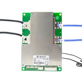 8S 24V 60A/80A/100A Lithium Iron Battery Protection Plate Inverter bluetooth Intelligent BMS with 485 Communication