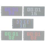 مجمعة LED موسيقى لوحة إنتاج الطيف 2416 إيقاع وامض ضوء أجزاء ضوء Cube بدون غلاف