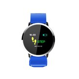 XANES® F2 1.3'' IPS Color Screen Waterproof Smart Watch Pedometer Fitness Sports Bracelet