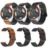 Δερμάτινο λουράκι Bakeey 22mm Smart Watch Band για Samsung Gear S3 / Για Huawei Watch GT 2 / Amazfit GTR 47mm