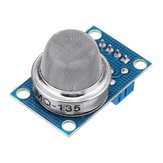 10pcs MQ-135 Ammonia Sulfide Benzene Vapor Gas Sensor Module Shield Liquefied Electronic Detector Module Geekcreit for Arduino - products that work with official Arduino boards